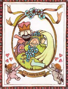 Helga's Dowry: A Troll Love Story by Tomie de Paola.