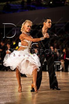 Iryna and Nazar Pro rhythm ohio star ball 2013 - I stoned this too:)