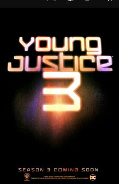 IT'S FINALLY HAPPENING!!! NO JOKE THEY HAVE ANNOUNCED THAT THEY ARE MAKING A YOUNG JUSTICE SEASON 3!! REPIN TO SPREAD THE WORD