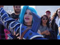 NYCC 2016 - New York City Comic Con 2016 - Video --> http://www.comics2film.com/nycc-2016-new-york-city-comic-con-2016/  #Cosplay