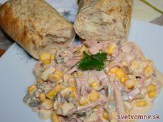 lahôdkovy kukuricovy salat