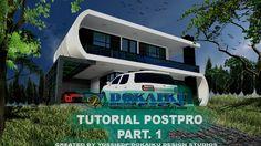 TUTORIAL POSTPRO (STEP BY STEP) PART 1
