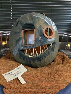 Peter Peter Pumpkin Eater by Rebecca W. of Huntsville, TX
