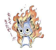 Twitter / hiro_mashima : ファイアハッピー。 ...