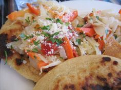 Love my roots and everything that comes with it-Pupusas!
