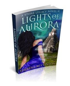 Book tour : Lights of Aurora by Theresa McClinton and two international giveaways!