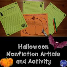 Students will learn:  • the origin of Halloween • how the holiday is celebrated today • past rituals that are not now common
