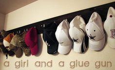 Hat Rack and for back pack rack