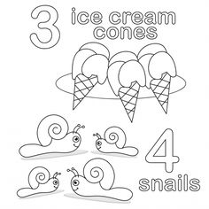 Easy Coloring Sheets For Preschoolers Pages Toddlers To