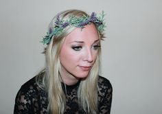I am a Berlin based Headpieces Designer - Flower Crowns, Tiaras, Turbans and many more...here is a collections of my work. You can find more her:www.kopflegenden.de