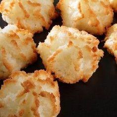 Ricette Bimby: frollini al cocco