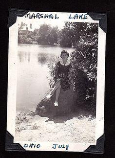 Belle, Marshal Lake, 1940
