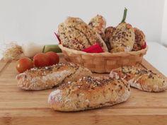 Germteig Buchteln mit Marmeladenfülle Cake Factory, Pampered Chef, Bread Baking, Healthy Life, Brunch, Bakery, Clean Eating, Good Food, Food And Drink