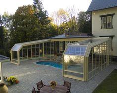 Retractable Swimming Pool Enclosures | Retractable Enclosures Manufacturer  | Pinterest | Swimming Pool Enclosures