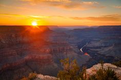 grand canyon sunsets - Google Search