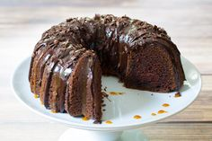 Baileys Irish Cream Bundt Cake