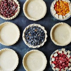 9 Ways to Snazzy Up Your Pie Edges on Food52