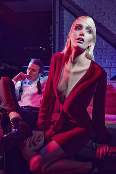 Semih Kanmaz Captures 'The Loveliest Night of the Year' For Elle Turkey - December2014