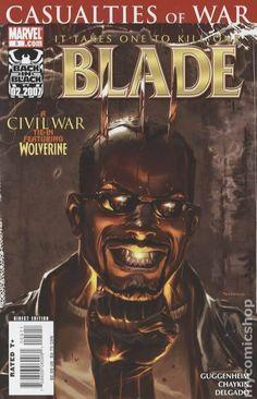 Blade (2006 3rd Series Marvel) 5
