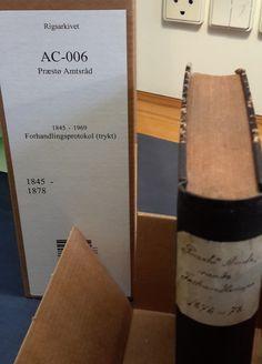 Her er æsken, hvor oplysningen om anlægsbroerne på Bogø gemte sig. Rigsarkivet. Præstø Amtsråds forhandlingsprotokol. Beslutningsreferat fra amtsrådets møde den 15. marts 1872.