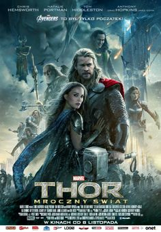 Thor próbuje zaprowadzić porządek w kosmosie, ale starożytna rasa, dowodzona przez mściwego Malekitha powraca, by zepchnąć wszechświat w ciemność.