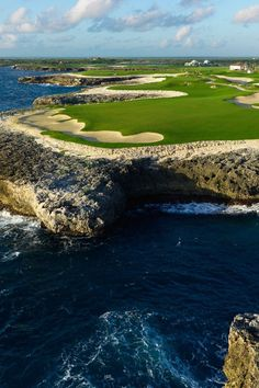 La Cana golf course was rated the top Caribbean course by Golf Magazine. #Jetsetter