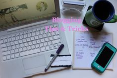 Blogging Tips & Tricks via With Style and a Little Grace