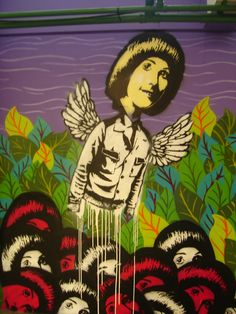 Street Art at Centro Cultural da Juventude, São Paulo