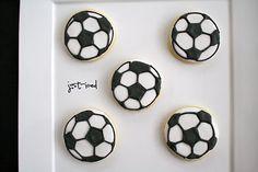 voetbal cookie