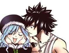 Juvia ♡ Gruvia ♡ Fairy Tail