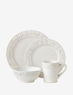 Pfaltzgraff Country Cupboard 16-pc. Dinnerware Set | Stage Stores