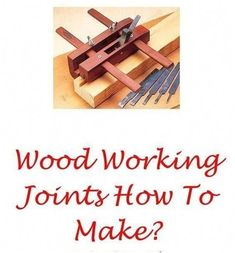 Inspect these simple woodworking projects you can build! They don't need a complete workshop and are great beginner DIY small woodworking projects. Woodworking Router Table, Woodworking Industry, Woodworking Power Tools, Small Wood Projects, Beginner Woodworking Projects, Learn Woodworking, Woodworking Ideas, Easy Jobs, Wood Working For Beginners