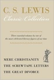 CS Lewis - 3 of his best books in one... deep but so thought provoking!