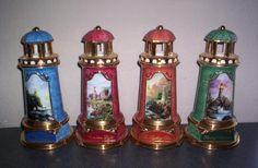 Thomas Kincade Lighthouses 101