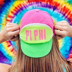 Neon Pi Beta Phi! #piphi #pibetaphi