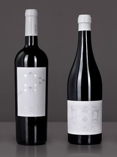 Mesa Series #Wine #Packaging # Design: www.ruskamartin.de