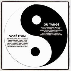 Luiza's Blog: VOCÊ É YIN OU YANG? Yin Yang, Ying Yang Sign, Affirmations, I Ching, Taoism, Tantra, Tai Chi, Wicca, Feng Shui