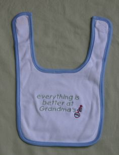 Anything  and everything you want embroidered on anything!!! Good prices, and we ship everywhere!! Contact: eloisa@embroiderbyme.com  Please tell us you heard from us on Pinterest