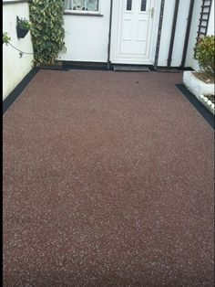 19 best rubber driveways images on pinterest driveways resin and brown empd rubber driveway with silver fleck black rubber borders solutioingenieria Images