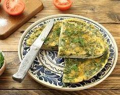 Omelette aux herbes (facile, rapide) - Une recette CuisineAZ