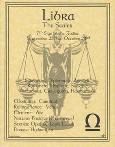 Libra, the Scales | Witches Of The Craft®