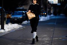 Le 21ème / Blanca Padilla   New York City  // #Fashion, #FashionBlog, #FashionBlogger, #Ootd, #OutfitOfTheDay, #StreetStyle, #Style