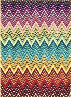 missoni - chevron pattern = <3