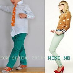 spring kcw: outfit #1 on elsie marley