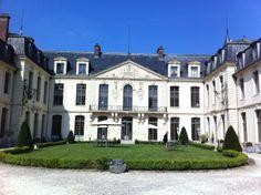 Rousseau's last home. Le Chateau et les jardins du Marquis de Giradin~Ermenonville