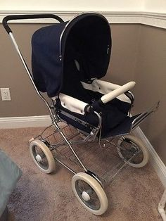 EmmalJunga Baby Stroller ( PRAM) Vintage