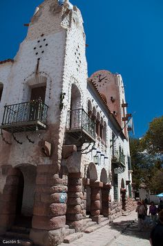 Municipalidad de Humahuaca, Jujuy Art Nouveau Arquitectura, Iguazu Falls, San Salvador, Country, Beautiful World, Wonders Of The World, South America, Habitats, Buenos Aires