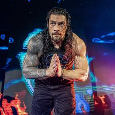WWE descends on Colombia, Peru and Panama in a three-day international tour: photos Roman Reigns Logo, Roman Reigns Tattoo, Roman Reigns Smile, Wwe Roman Reigns, Wwe Reigns, Roman Reigns Wwe Champion, Wwe Superstar Roman Reigns, Beautiful Joe, Wwe Raw And Smackdown