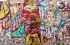 """Takashi Murakami Talks About His New Death-Themed Art Exhibition at Gagosian and His Film Trilogy """"Jellyfish E 