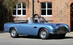 This 1970 Aston Martin DB6 Volante Mk2 has been owned by the same family since 1979 and covered just 58,000 miles.